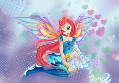 Winx club Bloom Bloomix by fantazyme.deviantart.com on @DeviantArt