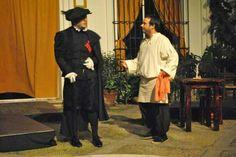 """Tenorio en Colegio Santa Ana. Entrada """"El teatro romántico"""" (16-03-2014), en el blog """"Littera""""."""