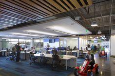 Galeria - Escritório do GoDaddy no Vale do Silício / DES Architects + Engineers…