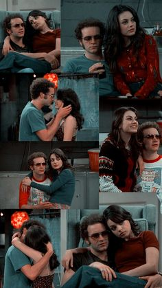 Jackie and Hyde lockscreens like if you save them Series Movies, Tv Series, That 70s Show Quotes, Thats 70 Show, Comedy Central, Cute Relationships, Movies Showing, Hyde, Pretty People