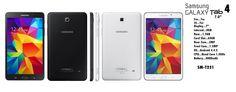 "Samsung Galaxy Tab 4 7.0"" 3G SM-T231"