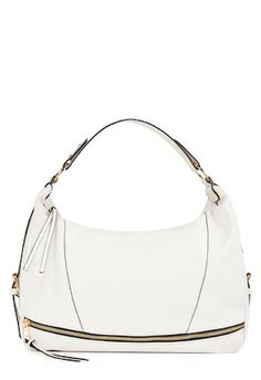 A crisp, white bag for spring and summer is a must! #justfabonline