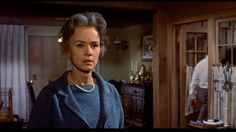 Jessica Tandy in The Birds (1963)