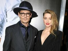 Celebrity couples with large age differences, including Johnny Depp and Amber Heard (© Getty)