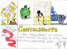 Uno dei disegni realizzati dalla classe 4ªC delle scuole Monterumici di Bologna