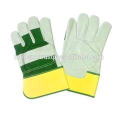 Working gloves Cow grain leather By Medexo International