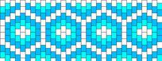 Ice Cuff bead pattern