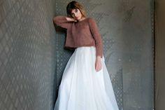 Nicht nur Brautmode, sondern auch casual Style ist bei Therese und Luise zu finden! https://www.marryjim.com/de/therese-und-luise/Designer-Brautkleider/id277