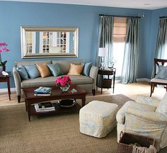 An Elegant Living Room Makeover Part 32