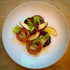 Roasted Squash with Celery and Apple Hearts | CASA & Company