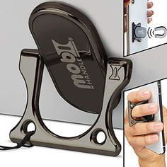 #MOBIHANDLE Finger #RingHolder with #Kickstand