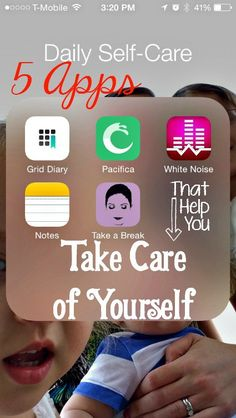 5 Apps For Daily Self-Care More