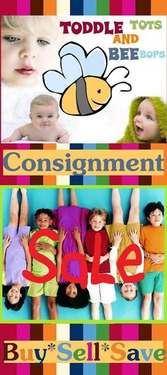 Toddle Tots and Bee Bops Online Children's Consignment