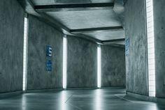 Corridor in District 5