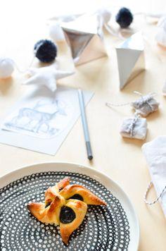Scandi Home: Finnish Prune Tarts