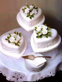 tortas de boda de un piso - Buscar con Google