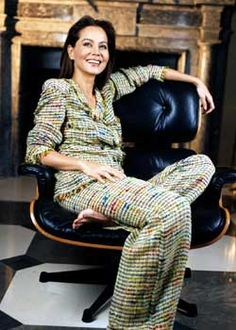 Isabel Preysler. Married to singer Julio Iglesias 1971-1978. Mother of singer Enrique Iglesias. Age: 62.