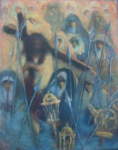 Lucien Lévy-Dhurmer | Symbolist | Art Nouveau painter*