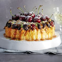 Try our easy to follow cherry cheesecake recipe. Absolutely delicious with the best ingredients from Woolworths.