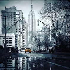Photo by @fhazebroek #newyork #what_i_saw_in_nyc #newyorkcity #nyc #empirestatebuilding
