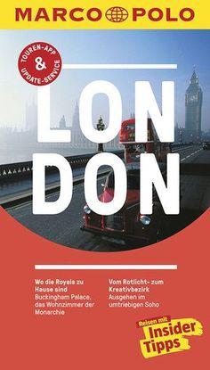 London MARCO POLO Reiseführer