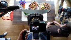 HD Magazine - HD Mag - Jamie Oliver's 30 Minute Meals Lap Up DSLR Dimension