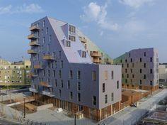 Roller Coaster / Peripheriques Architectes