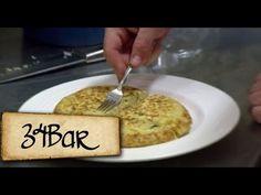 Chciote en Pesadilla - La receta de tortilla de bacalao y calabacín del '34 Bar' - YouTube Chefs, Tortilla, Pancakes, French Toast, Oatmeal, Bar, Breakfast, Youtube, Food