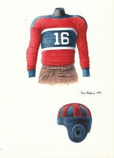New York Giants 1933 uniform