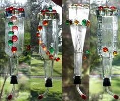 hummingbird feeders DIY
