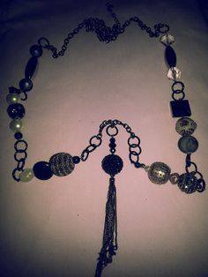 Classy in Black by MADDjewels on Etsy, $25.00