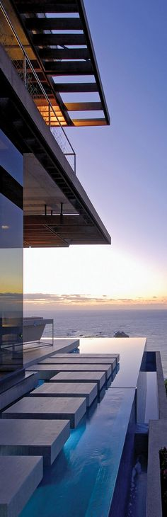 Millionaire Beach House- Kloof 151 by SAOTA and Antoni Associates- ♔LadyLuxury♔