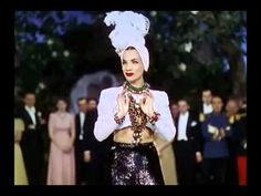 We like Carmen Miranda Very Much - http://www.ecruonline.com/blogs/news/7606687-ecru-soundtrack-carmen-mirandas-i-like-you-very-much