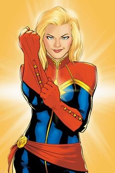 Captain Marvel No. 1: Captain Marvel Poster at AllPosters.com
