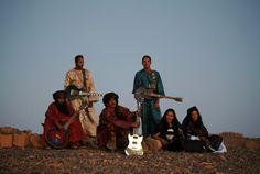 The Quietus | Features | Afrosonic | Tinariwen: Behind The Guns And Guitars