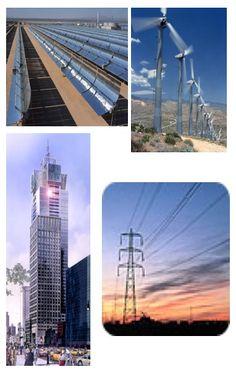 Examples of Renewable Energy Uses