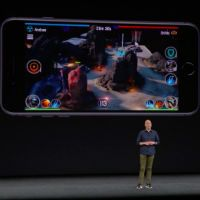 Apple shows off the iPhone's ARKit in action with  The Machines https://link.crwd.fr/3cPU