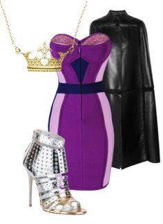 10 Disney Villain Outfits for the Real World via Babble.com