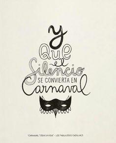 Carnaval toda la vida_ Fabulosos Cadillacs