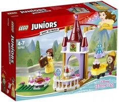 Buy LEGO Juniors 10762 Disney Princess Belle's Story Time from our Construction Toys range at John Lewis & Partners. Princesses Disney Belle, Disney Princess Set, Princess Belle, Lego Disney, Lego Junior Sets, Lego Sets, Big Ben, Construction Lego, Lego Juniors