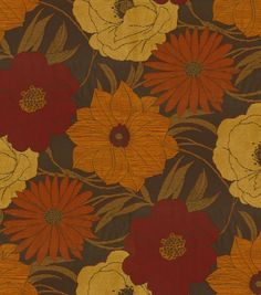 Home Decor Print Fabric-Richloom Studio Rosepetal  Bollywood, , hi-res
