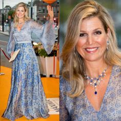 #New Queen Maxima of the Netherlands attended the benefit gala dinner of the Princess Maxima Center for Child Conscience in the Concertgebouw (5th September) #dutchroyalfamily #queenmaxima #queenmaximaofnetherlands #instaroyals #royalnews