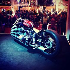 The LUCKY CAT Garage: Custombikeshow 2014