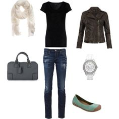 """""""Casual"""" by amie-schaffrick on Polyvore"""