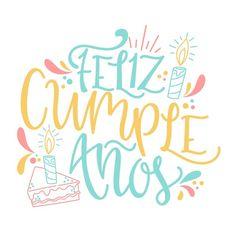 Happy Birthday In Spanish, Happy Birthday Notes, Happy Birthday Wishes Cards, Happy Birthday Sister, Bday Cards, Happy Birthday Images, Birthday Messages, Birthday Quotes, Birthday Letters