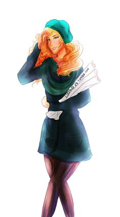 Percy Jackson challenge day 2 fav charcter: 1st Plc annabeth because she is so smart. 2nd Plc Leo and Percy and 3rd Plc Grover