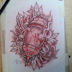 Tatto Old, 1 Tattoo, Leg Tattoos, Dibujos Tattoo, Desenho Tattoo, Tattoo Design Drawings, Tattoo Sketches, Tattoo Studio, Neo Traditional Art