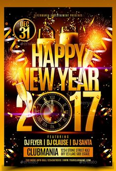 new years eve free psd flyer template http freepsdflyer com new