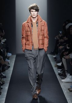 Bottega Veneta fall/winter 2015/2016 men's wear
