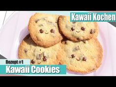 [Kawaii Kochen] Kawaii Cookies Rezept